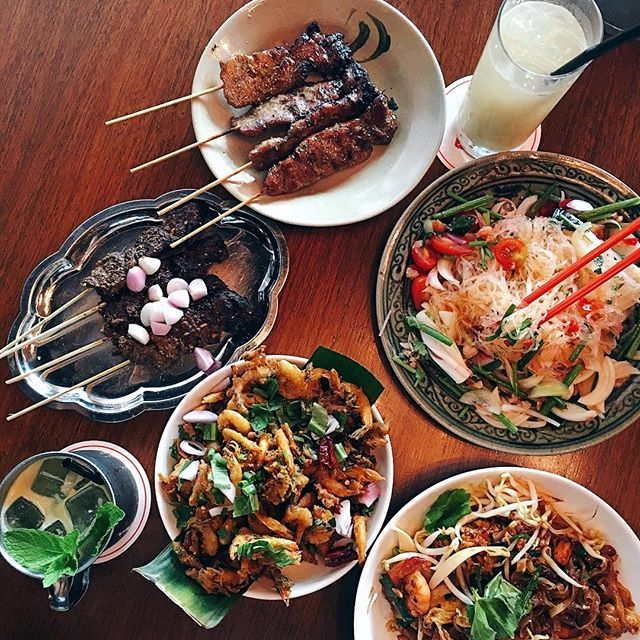 They certainly brought Thai food to another level here, with quality ingredients and great mix of spices and Thai flavours.