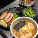 One of our favourite places for ramen in SG.