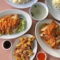 Mat Noh & Rose Authentic Ginger Fried Chicken Rice (Whampoa Makan Place Block 91)