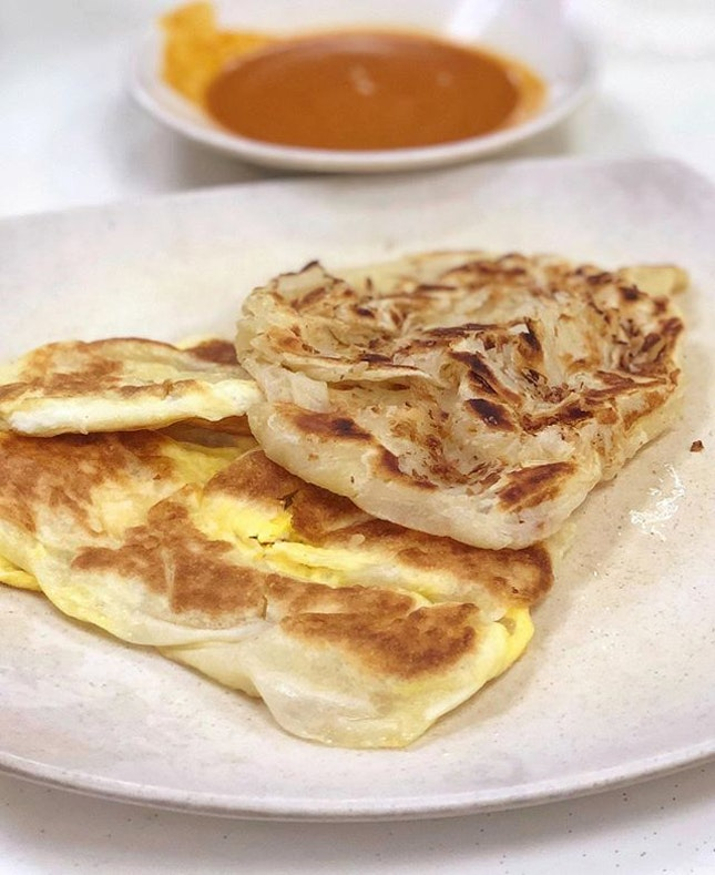 May be counting down to the end of the weekend but this place needs no countdown for some good prata anytime, any day.