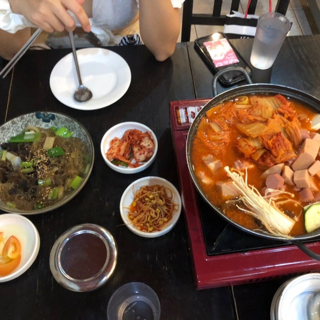 korean fud 한국음식