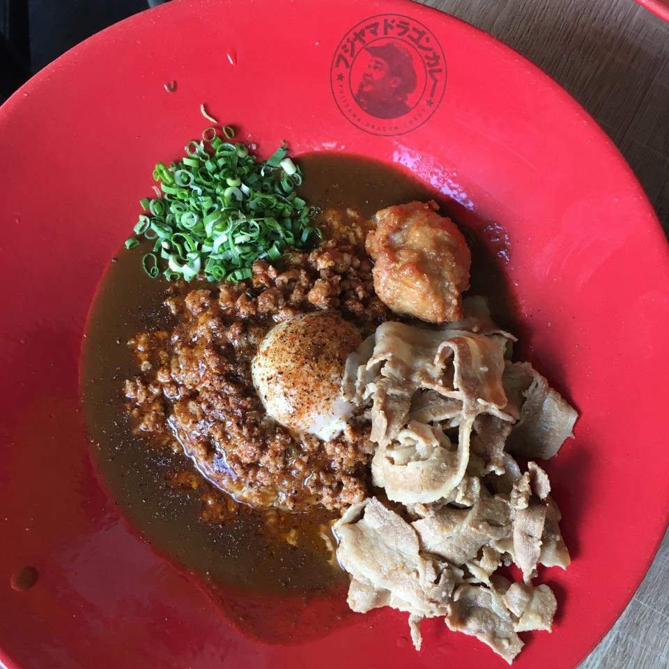 Garlic Pork Belly Curry