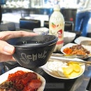 How can we leave out soju, beer or makkoli for Korean BBQ?