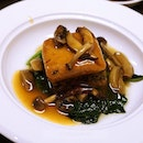 For anyone who likes tofu and mushrooms, this savoury  Spinach Tofu is for you!