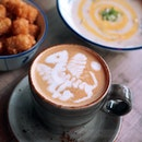 Not a coffee person but this kawaii Pegasus latte art is too cute to be missed!