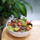 Happy Vesak Day everyone 🎉 May you have the best Vesak and enjoy some great time with your friends and family 💚💚💚 Featuring avocado salad from Boufe Raffles 🥗
