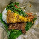 Said to be the best nasi padang in Orchard.