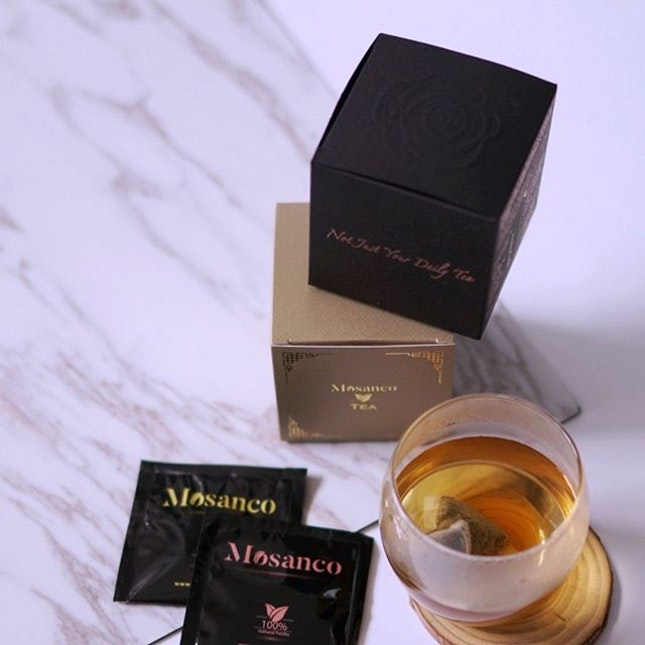 Mosanco tea is a functional tea formulated in Singapore and contains 100% natural herbs.
