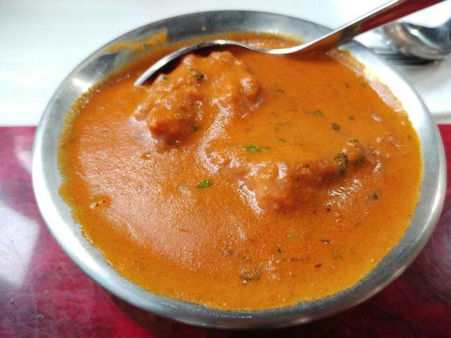 prata/indian cuisine