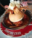 Chilli Crab Bread Bowl [$97]