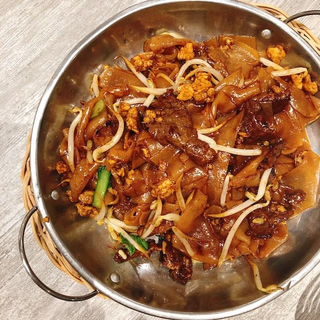 Penang Fried Kwye Tiao