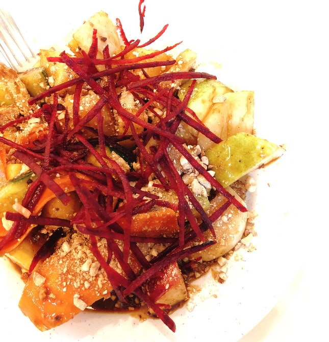Fruits & Vegetables Rojak