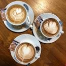 Latte & Mocha Latte