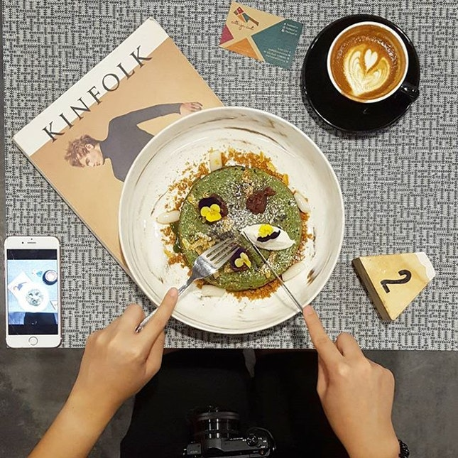 💚💚💚💚💚💚💚 * Good morning Marvellous Matcha 😍😍😍 * #ninjacut #starvingfoodseeker #burpple #hungrysquad #foodstarz #videomasak #phaat #foodbossindia #losangeleseats #eatingnyc #damien_tc #singaporeinsiders #thisisinsiderfood #jktfoodbang #exploreflavours #asiafoodporn #feedthepanda #foodie #dailyfoodfeed #thisisinsider #thisisinsiderfood
