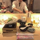 The best live sushi dining so far!