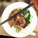 Wantan Mee (RM4)
