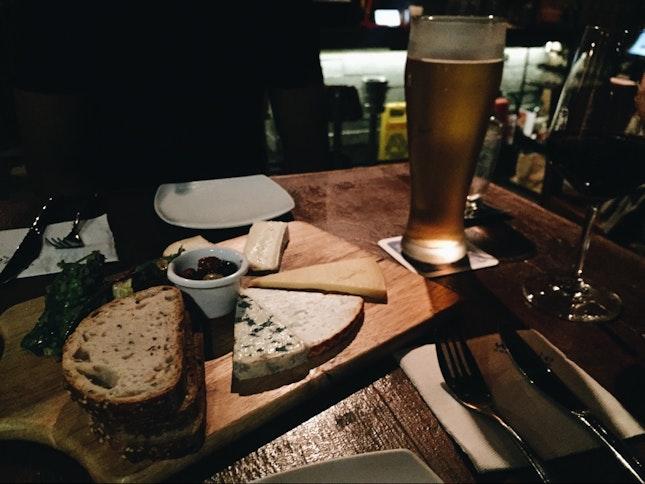 $17 Cheese Platter