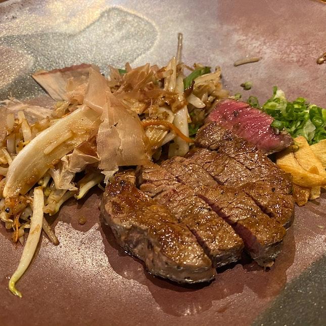Meat Steak: Australian Tenderloin (Full Portion)