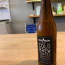 Cold Brew Creamy White Coffee, Old Hen Kitchen
