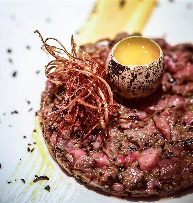 A4 Wagyu Beef Tartar for dinner tomorrow?
