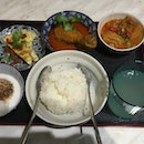 Simple Peranakan Set Meal