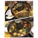 Chicken Hotpot And Pork Hotpot With Bak Ku Teh Base