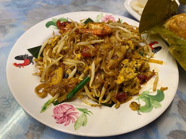 Penang Char Kway Teow- $6