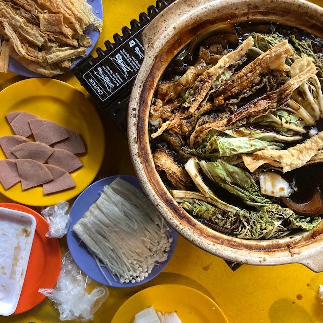 奇香 Half Chicken Pot- $37.50 +++
