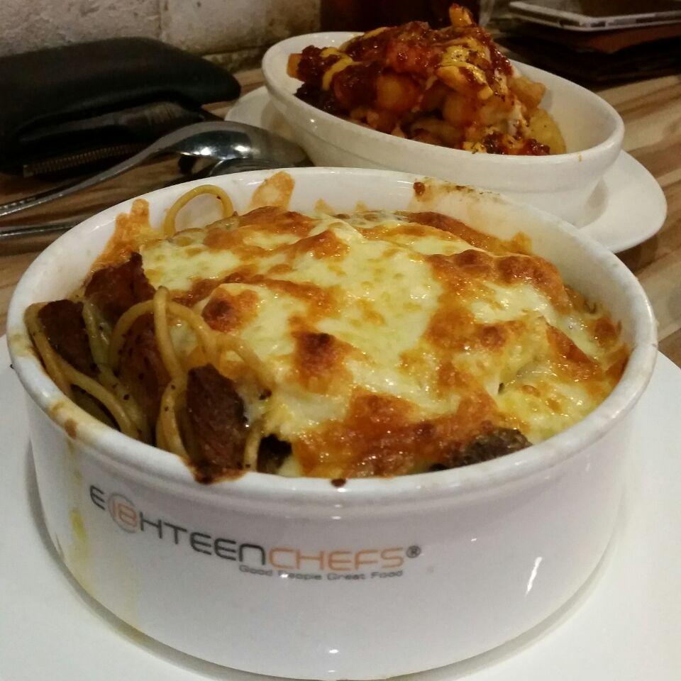 Food review eighteen chefs singapore - Around Ang Mo Kio