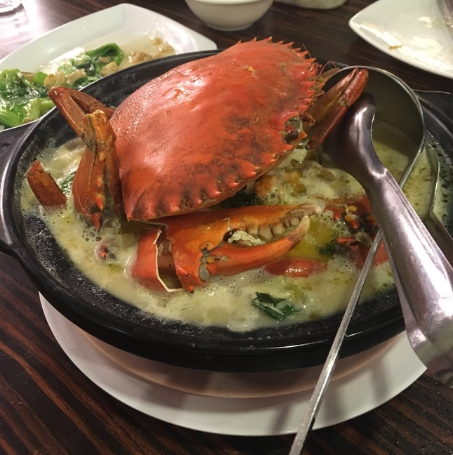 Crabtivating Meal