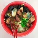 Lor Mee (upsize $4) @ Whampoa Market