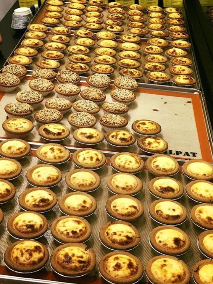 Made In Singapore Tarts