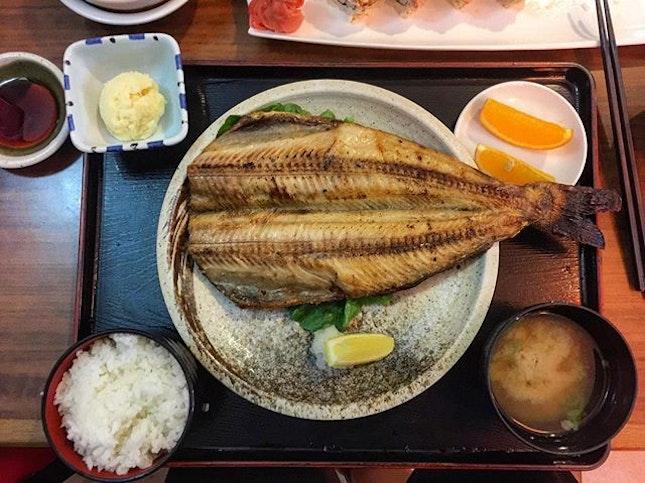 Worth my every penny 🐟🐟 Hokke Shioyaki $20 Personal rating: 4/5 Shop : Kotobuki Japanese Restaurant (Jurong Branch) Address: no.