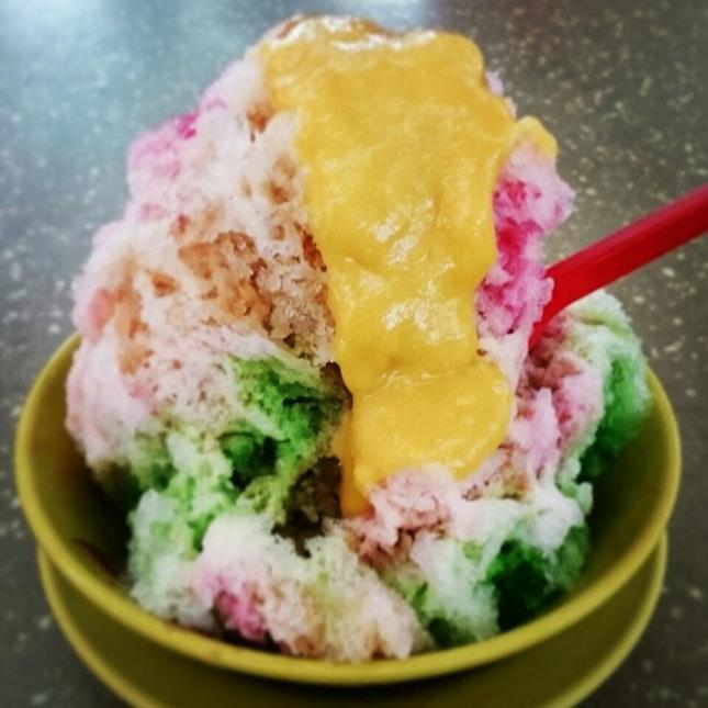 Durian Ice Kacang