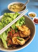 Kaiyi's Wonton Noodle (Golden Mile Food Centre)