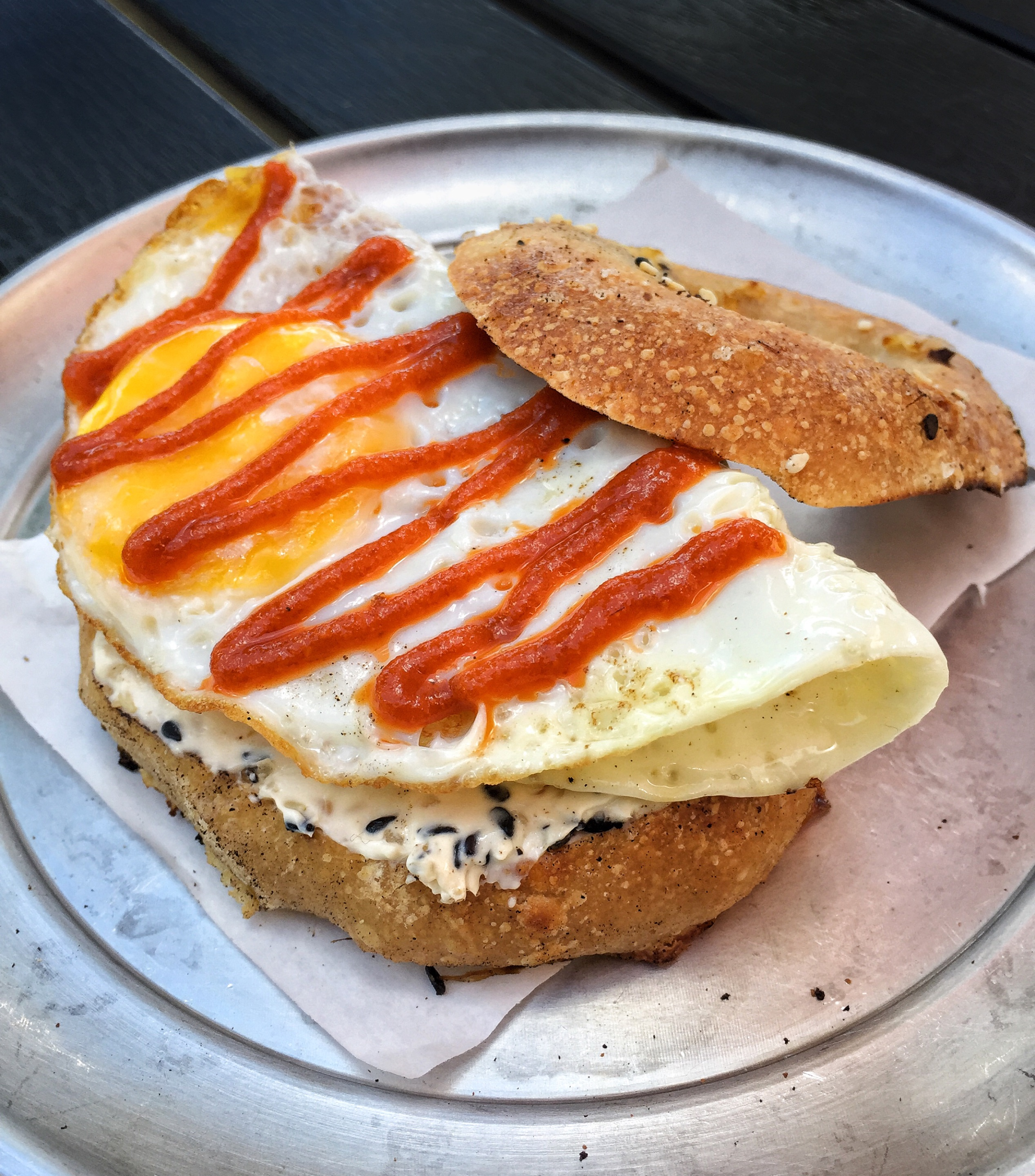 Bialy (The Whole She Bang, $6)