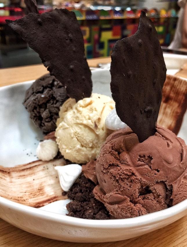 The Chocolate Rhapsody ($18)