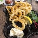 Frittura Di Calamari ($12)