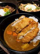 Chicken Katsu Curry Don ($10.80)