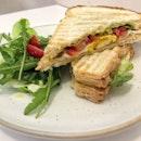 Grilled Chicken Sandwich (RM11)