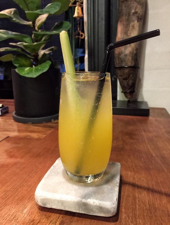Lemongrass Mai Tai (RM16)