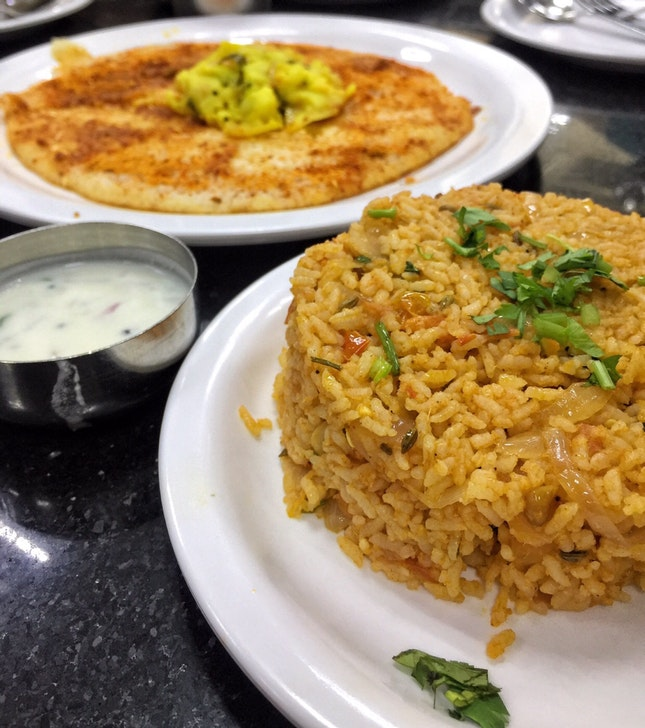 Tomato Rice ($5)