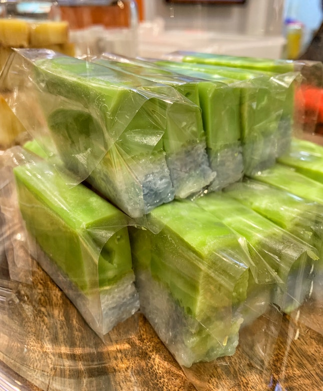 Kueh Salat ($1.10)