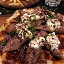 Clay Oven-fired Beef Kebab ($24)
