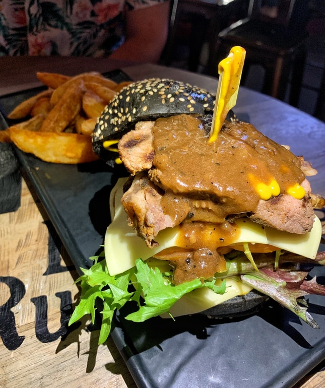 Havana Burger ($18)