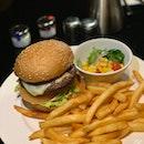 Wagyu Beef Burger ($28)