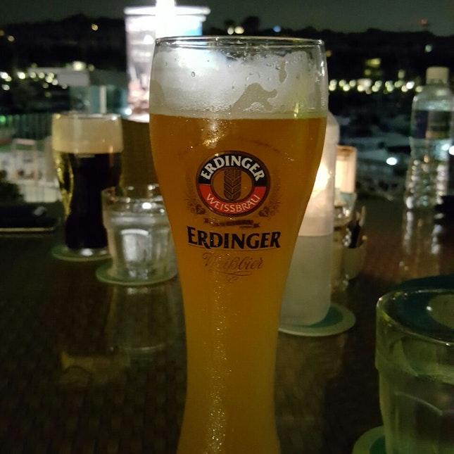 Late-night Beer