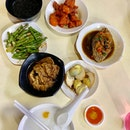 Teochew Porridge & Other Side Dishes