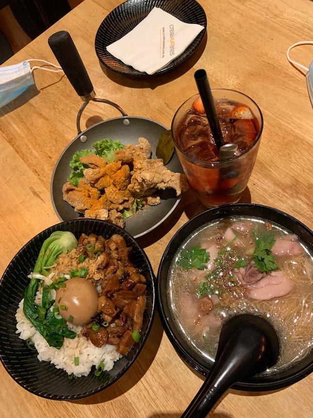Taiwanese Cuisines