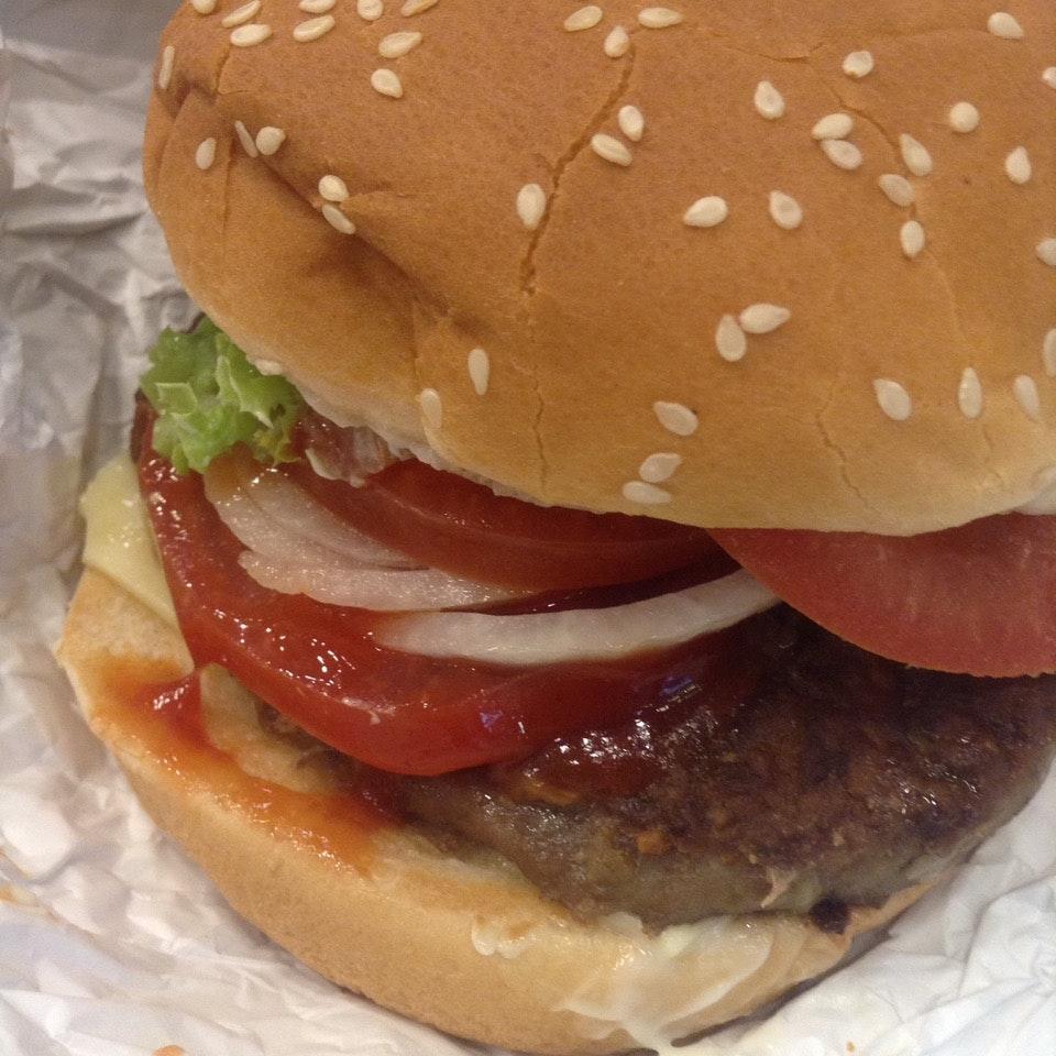 BurgerUp (Waterway Point)